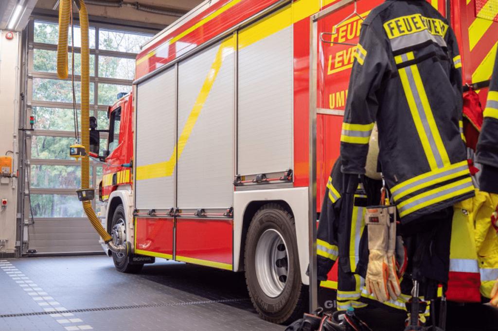 Extraction des gaz d'échappements de véhicules